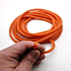TPE and TPV hoses, cords and strips